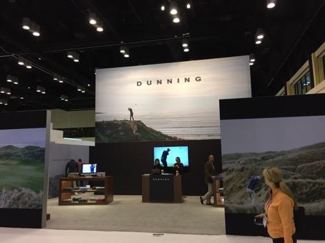 dunning-golf-PGA-merch-show-booth