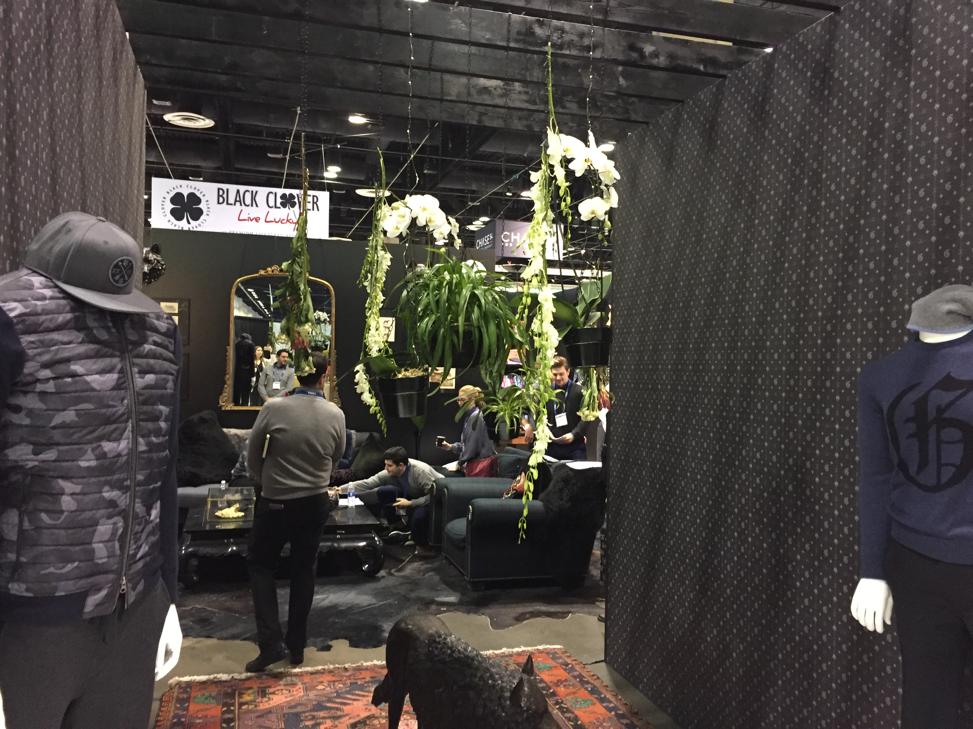 Grayson-clothers-PGA-merch-show-booth