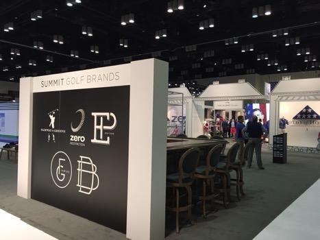 Summit-golf-brands-PGA-merch-show-booth