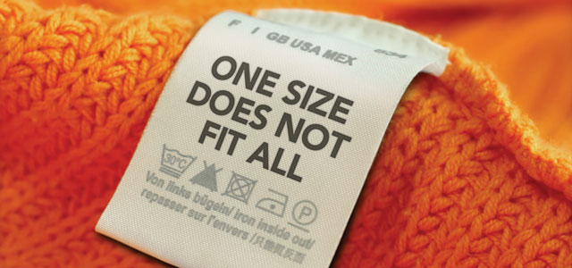 One Size Does Not Fit All in a B2B Platform
