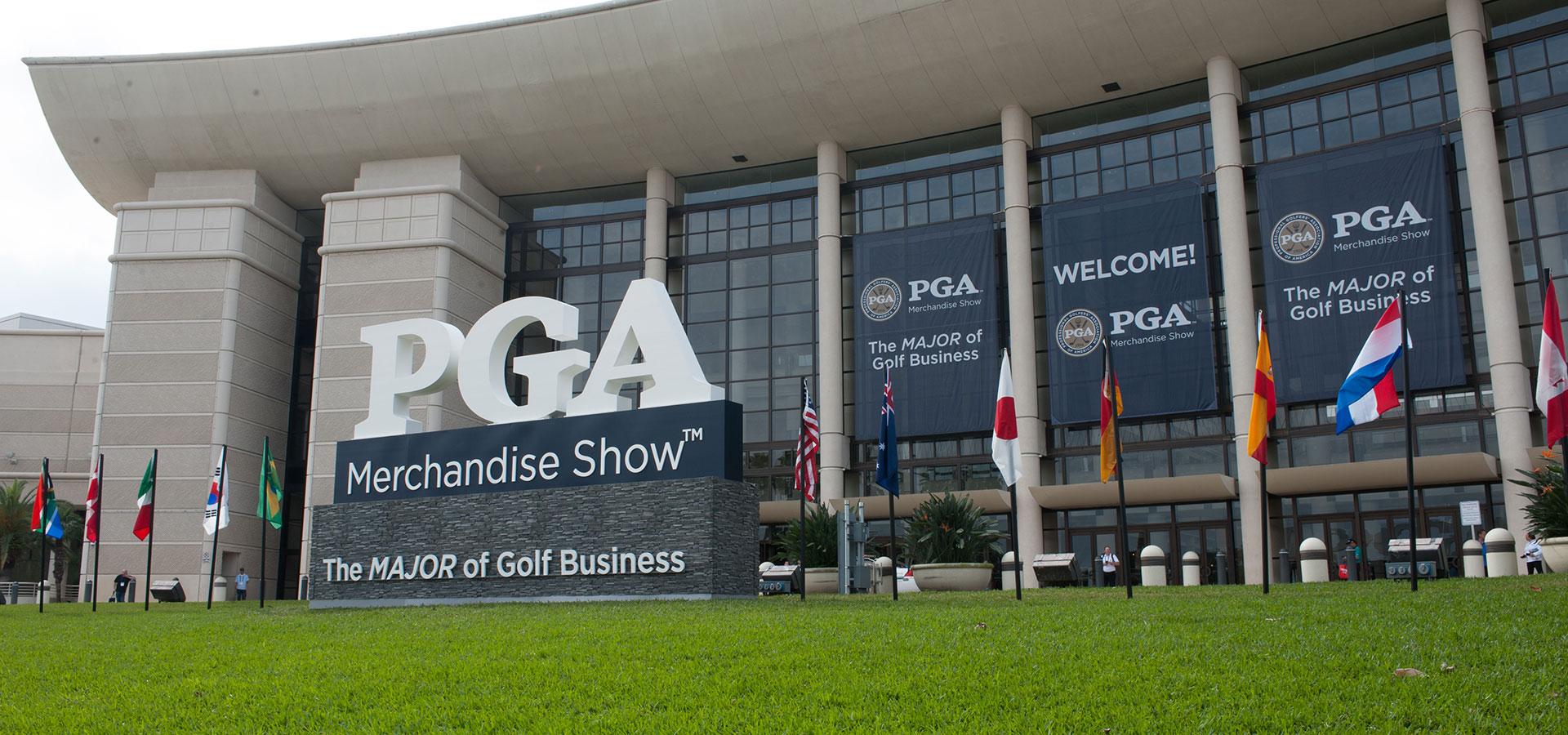 Best Booths at the PGA Merchandising Show 2018