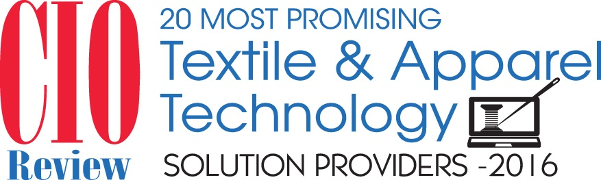 Repspark Recognized Among 20 Most Promising Textile & Apparel Technology Solution Providers 2016 by CIOReview